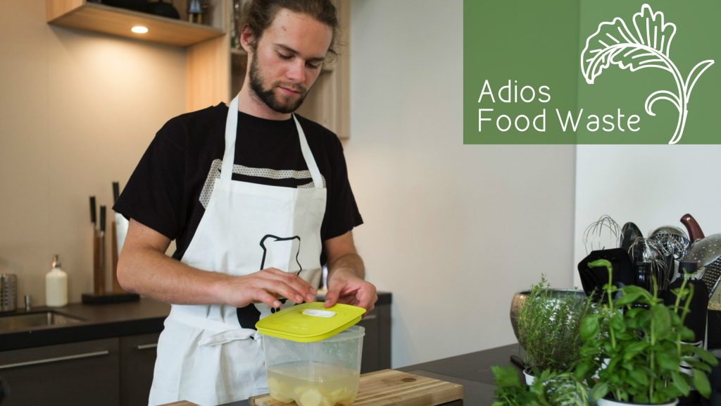 FOOD WASTE adios